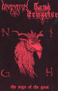"Tank Genocide/Granatus ""The Sign Of The Goat"""