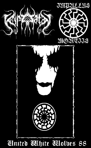 "Cryptorsatan/Impallus Mortiis ""United White Wolves 88"""