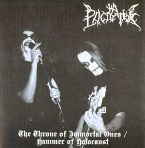 "Na Rasputje ""The Throne Of Immortal Ones/Hammer Of Holocaust"""